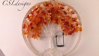 getlinkyoutube.com-Advanced wire tree of life