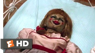 Annabelle (2014) - What Do You Want? Scene (9/10) | Movieclips