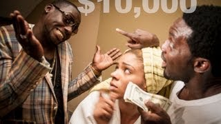 getlinkyoutube.com-Ay Comedy Skit - $10,000 featuring AY, Chris Attoh and Venita Akpofure