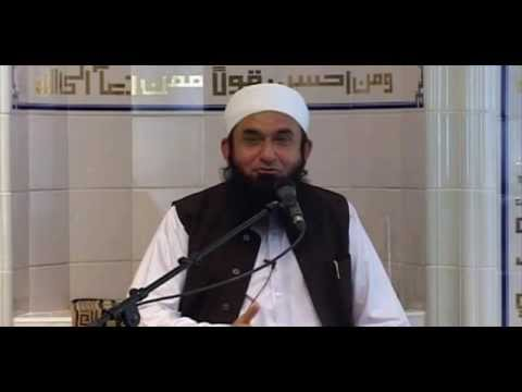 Shut up call to Ilyas Ghuman by Maulana Tariq Jameel