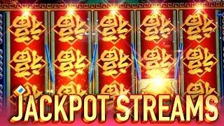 getlinkyoutube.com-BIG WIN HITS!!! on Jackpot Streams China Mystery 2c Konami Video Slots