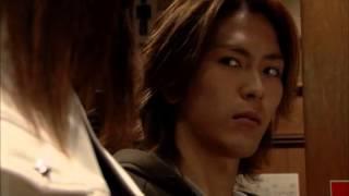 Kamen rider agito in kamen rider ryuki movie
