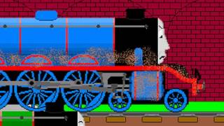 getlinkyoutube.com-Thomas and Friends Animated Remakes Episode 58 (The Trouble with Mud)