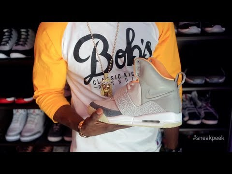 Sneak Peek: Inside Lance Gross' Sneaker Closet