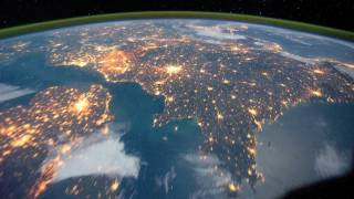 getlinkyoutube.com-The View from Space - Earth's Countries and Coastlines