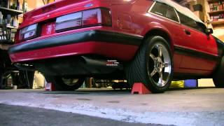 getlinkyoutube.com-Mustang 5.0 E303 cam
