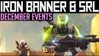 getlinkyoutube.com-Destiny | DECEMBER EVENTS! - Iron Banner Details, PSX & MLG GameBattles! (Events News)