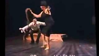رقص جمیله به همراه خردادیان