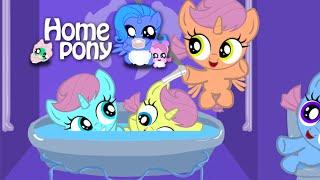 getlinkyoutube.com-Home pony game 1.0 trailer