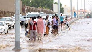 getlinkyoutube.com-أمطار جدة اليوم