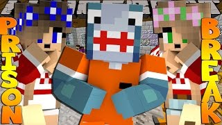getlinkyoutube.com-Minecraft PRISON BREAK - THE TWINS PLAN TO KIDNAP LITTLE KELLY & LITTLE CARLY!!!