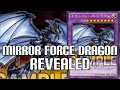 Yugioh Mirror Force Dragon - Critias & Mirror Force Fusion Monster