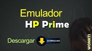 getlinkyoutube.com-Referencia HP Prime: Donde Descargar Emulador de HP Prime