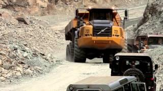 Промышленный гигант Башкирии: Учалинский ГОК HD