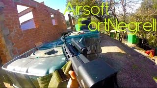 getlinkyoutube.com-GoPro Hero: Airsoft Fort Negrell
