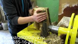 getlinkyoutube.com-Дровокол для дома и дачи на 220 вольт