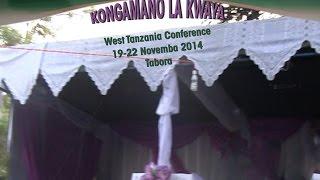 Kongamano la Kwaya za injili mjini Tabora, 19-22 Novemba 2014