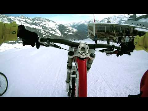 Glacierbike Downhill 2011