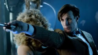 getlinkyoutube.com-The Doctor Defeats The Silence - Day Of The Moon - Doctor Who - BBC