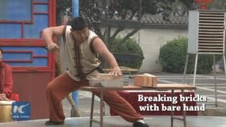 getlinkyoutube.com-Iron Body: 25-year-old Chinese man displays stunning Kung Fu skills