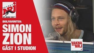 getlinkyoutube.com-[VAKNA] Simon Zion - Idolfavoriten - VAKNA MED NRJ