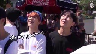 "getlinkyoutube.com-[OMG BTS] Bangtan saying ""Oh My God"" Compilation"