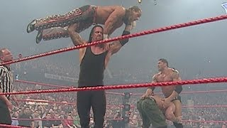 getlinkyoutube.com-John Cena & Shawn Michaels vs. Undertaker & Batista: Raw,