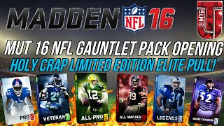 getlinkyoutube.com-MUT 16 NFL Gauntlet Pack Opening | HOLY CRAP Limited Edition ELITE PULL! | Variety Pack Opening