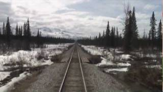 getlinkyoutube.com-Alaska Railroad Train Ride: Talkeetna To Denali