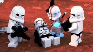 getlinkyoutube.com-LEGO STAR WARS - CLONE WARS