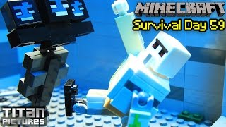 getlinkyoutube.com-Lego Minecraft Survival 59