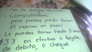 getlinkyoutube.com-Examen Escrito DMV California