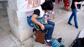 getlinkyoutube.com-Damián Salazar-Highway Star-Deep Purple-25/02/14 full hd