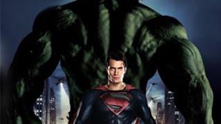 getlinkyoutube.com-Superman vs Hulk - Trailer #2