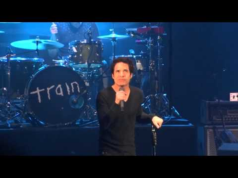 Drive By - Train Live At The Hammersmith Apollo London, 22 Feb 2013