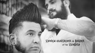 getlinkyoutube.com-Schorem Haarsnijder En Barbier at the Scumbash