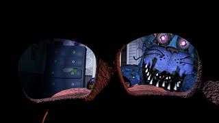 getlinkyoutube.com-Secret Freddy mask cheat?! (FNAF4)
