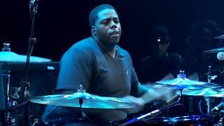 getlinkyoutube.com-Aaron Spears - *EXCLUSIVE* Super Drum Cover Mash-Up for Drum Off Finale 2011