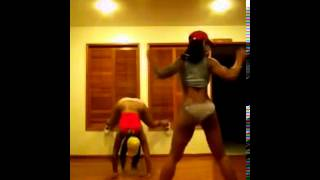 getlinkyoutube.com-2 Booty Twerking Black Hoodrats Stripper
