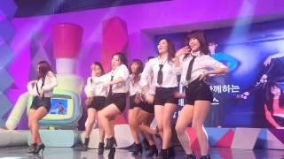 getlinkyoutube.com-2014 SAF EXID 위아래 커버댄스 선발대 줌마팀의 섹시공연