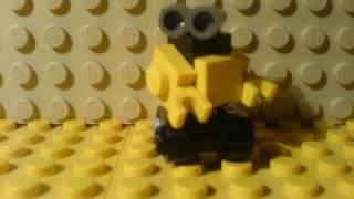 getlinkyoutube.com-Lego - Wall-E Shortfilm
