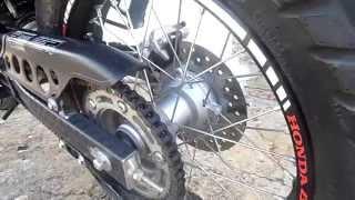 getlinkyoutube.com-Honda Bros 160 cc modificada (ESCLARECIMENTOS)