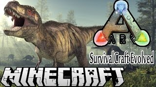getlinkyoutube.com-ARK NO MINECRAFT?! - (ModPack ARK SurvivalCraft Evolved)