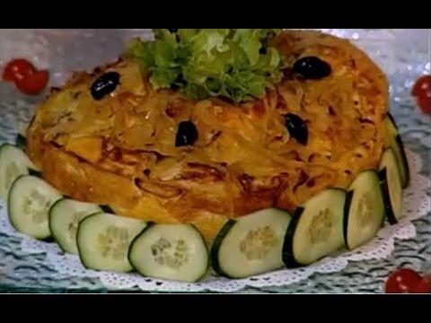 Choumicha & l'œuf Marocain: Medfouna aux œufs (Ep 11)  شميشة: خبز مدفون بالبيض