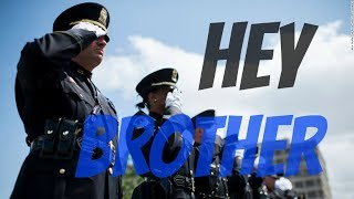 Hey Brother: Police Tribute -- The Thin Blue Line | OdysseyAuthor
