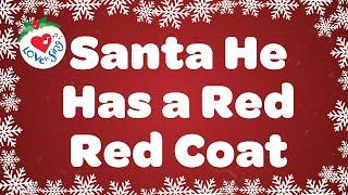 Red Red Coat Lyrics - Coat Nj