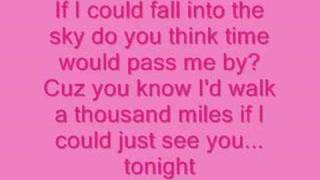 getlinkyoutube.com-Vanessa Carlton-A Thousand Miles Lyrics