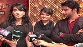 getlinkyoutube.com-Surbhi, Neha and Vikram at ITA Awards