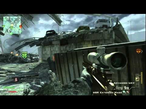 MW3: zzirGrizz CoD Ideas Commentary