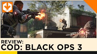 getlinkyoutube.com-Call of Duty: Black Ops 3 - Initial Review   The Checkpoint Reviews